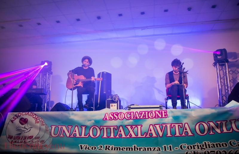Fabrizio Moro a Palermo per la piccola Giulia