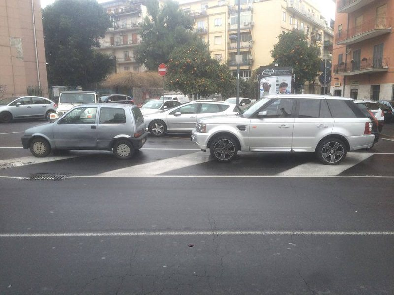 """Catania, quattro parcheggi esistenti solo sulla carta. Cittàinsieme: """"A che punto siamo?"""""""