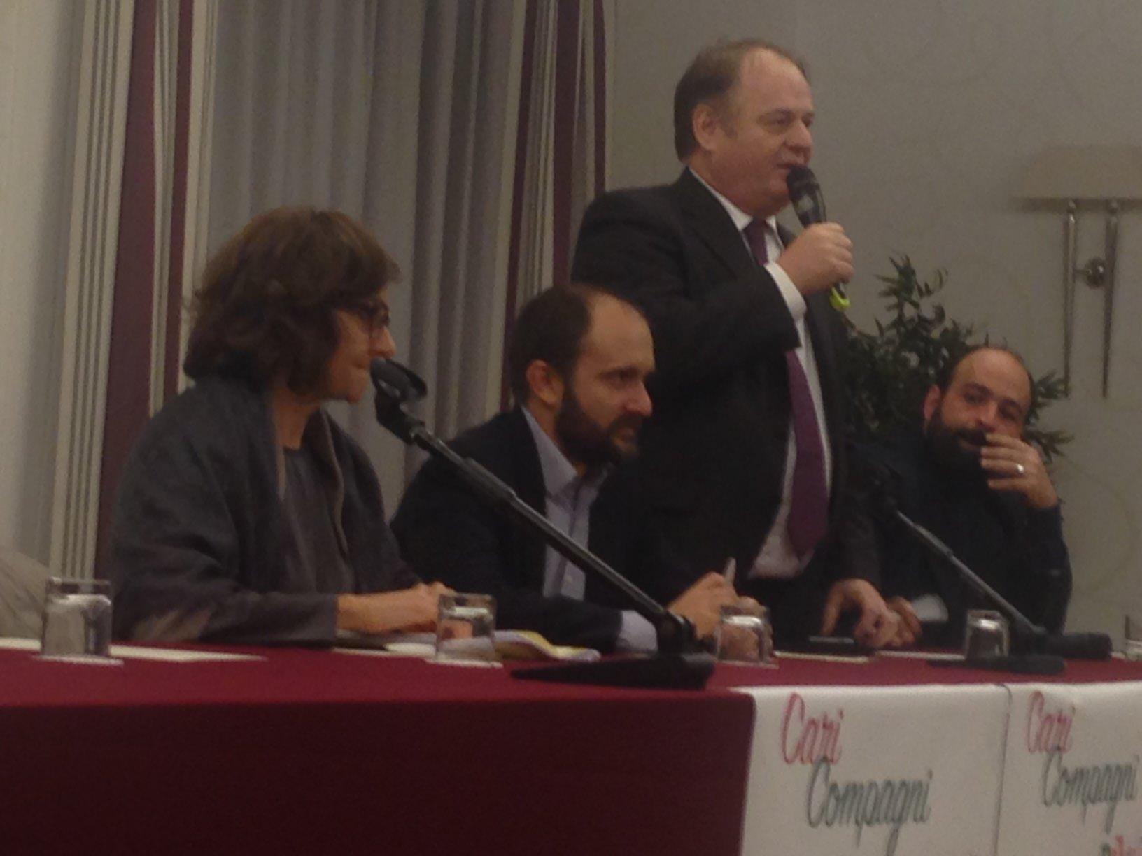 Catania, i vertici del Pd siciliano si riuniscono: c'è anche il presidente Orfini