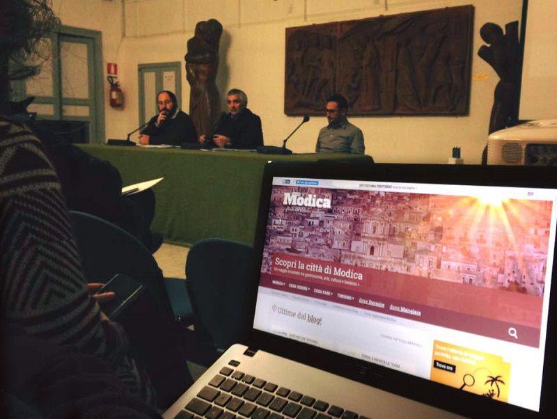 Modica, risposte positive dal nuovo e dinamico sito web