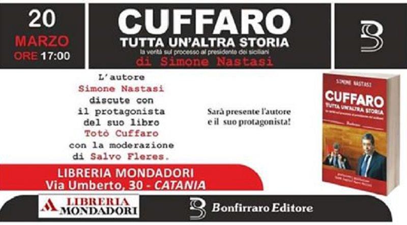 """""""Tutta un'altra storia"""": domenica Cuffaro a Catania"""