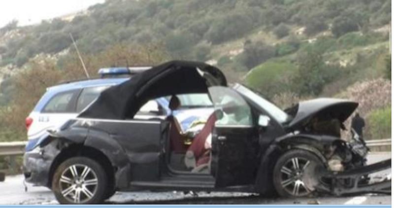 Incidente mortale sulla statale Ragusa-Modica