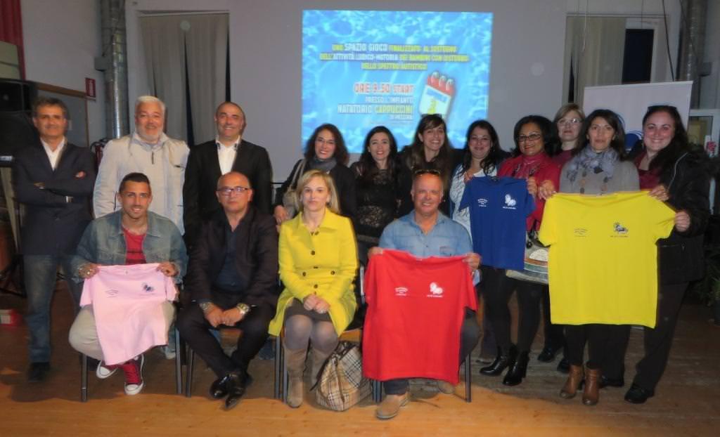 """""""Inside Water Game"""", a Messina lo spazio gioco per bambini autistici"""