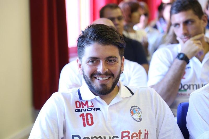 Diego Maradona Jr e Domusbet Catania ancora insieme