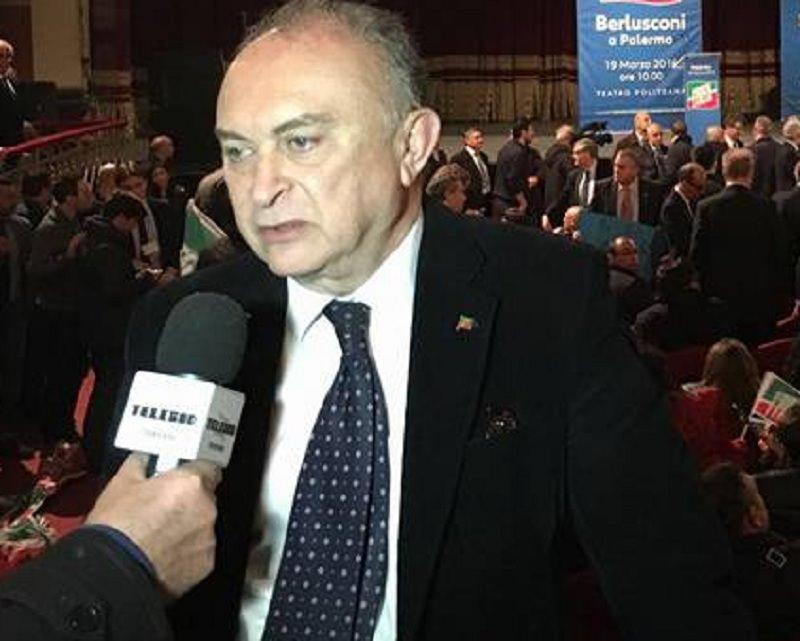 Soggiorno obbligato per D'Alì: sospesa a Trapani la campagna elettorale