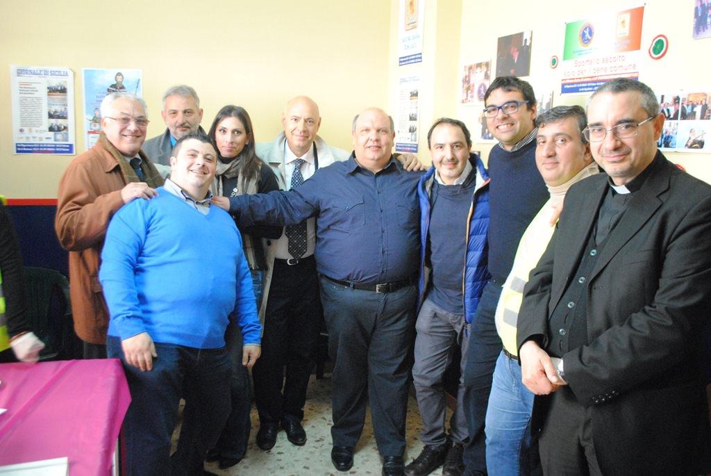 A Palermo pane benedetto per la festa di San Giuseppe