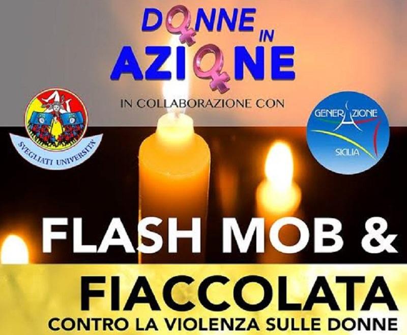 A Catania arriva il flash mob contro la violenza sulla donne
