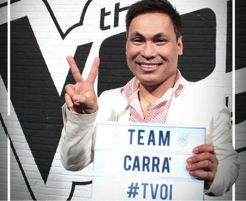 Arrmand Curameng, il palermitano filippino strega tutti a The Voice