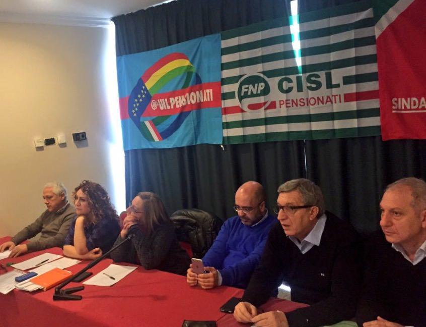 Catania, confronto sulle pensioni fra sindacati e parlamentari
