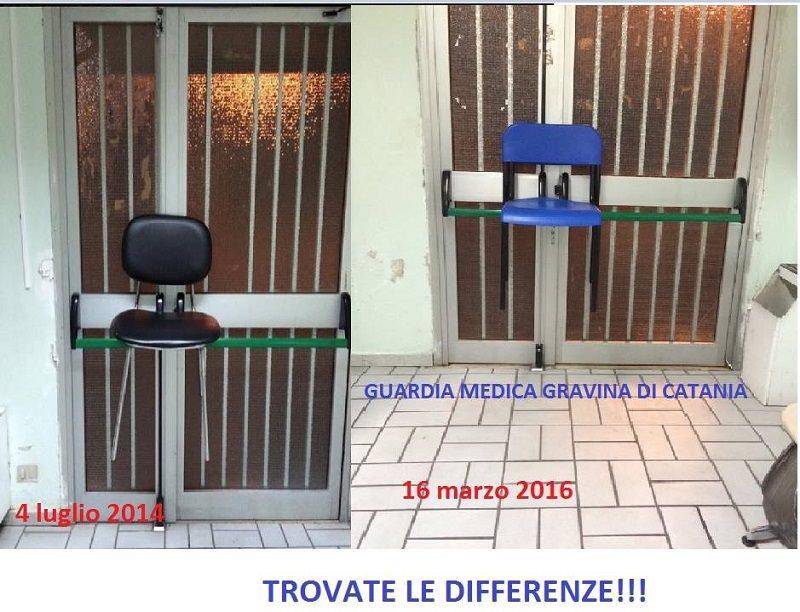 """Sicurezza guardie mediche Catania: silenzio assordante, camici bianchi """"costretti"""" ad attrezzarsi"""