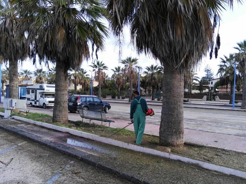 Agrigento, al via restyling di San Leone