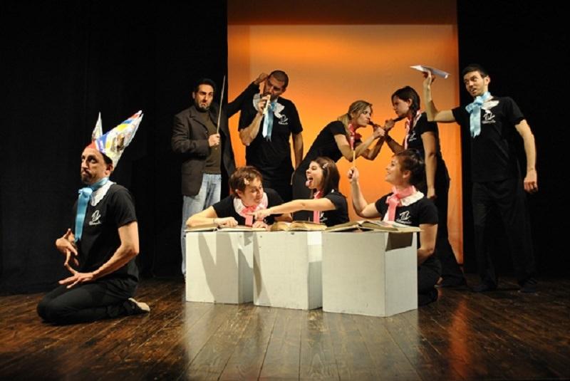Catania, al Teatroimpulso lezioni di improvvisazione