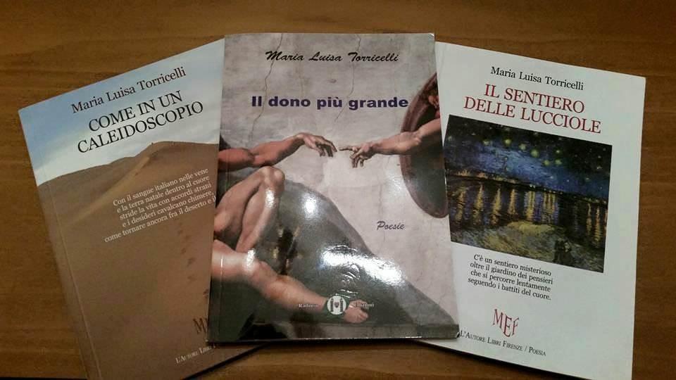 Giarre, venerdì spazio alla poesia con l'ultima opera di Maria Luisa Torricelli