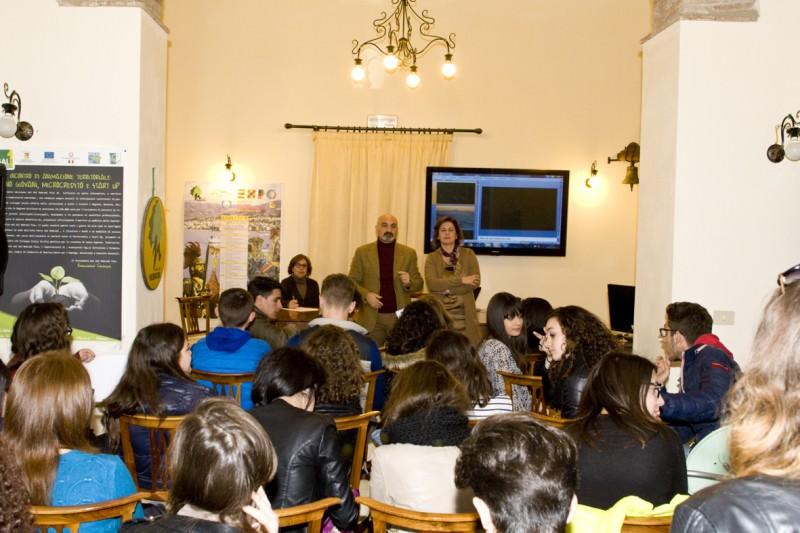 Alternanza scuola-lavoro: collaborazione con il Parco dei Nebrodi