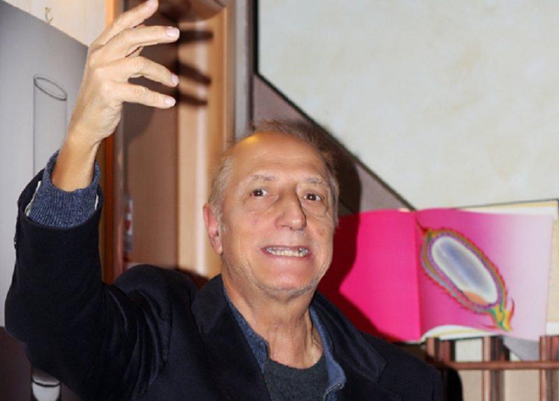 Pippo Franco alla Sala De Curtis di Catania