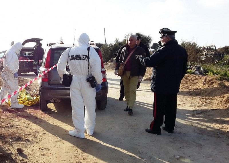 Omicidio Dezio a Vittoria: ritrovata l'arma del delitto, potrebbe esserci una svolta
