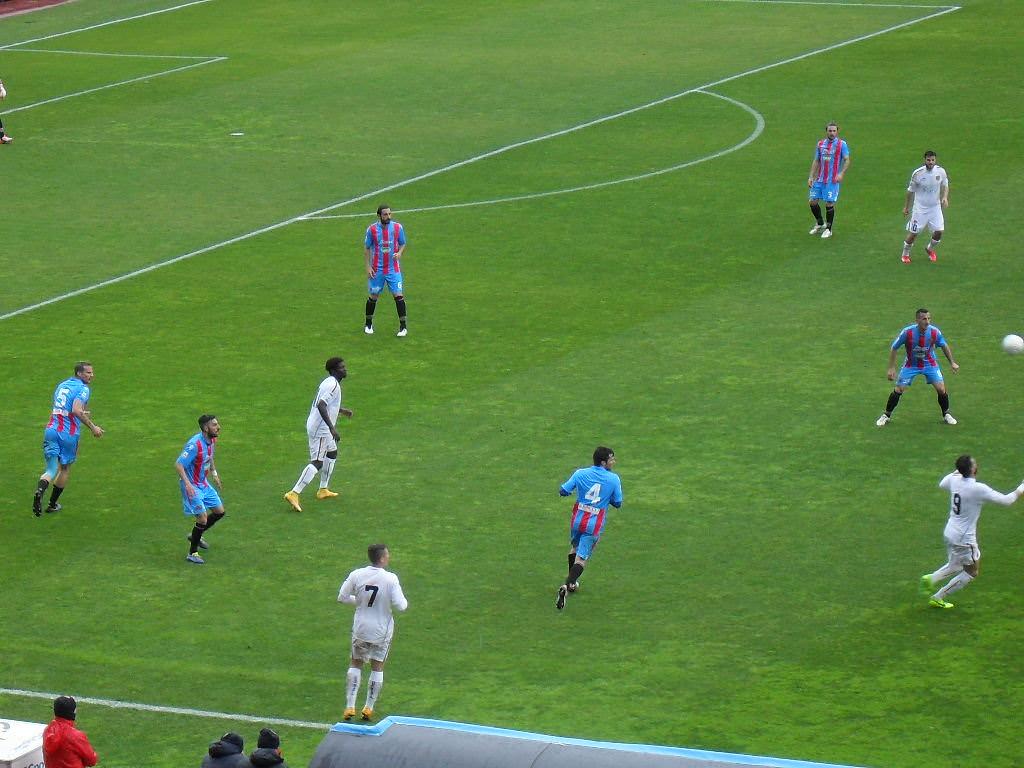 Catania, pagelle: Bombagi, gol e qualità. Male Ferrario e Calil