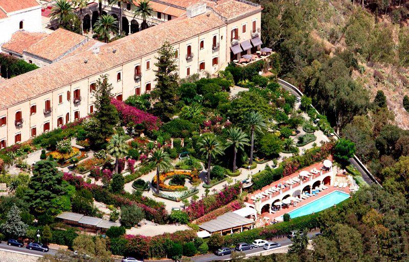 Arrestato il proprietario dell'hotel San Domenico di Taormina: è accusato di bancarotta fraudolenta