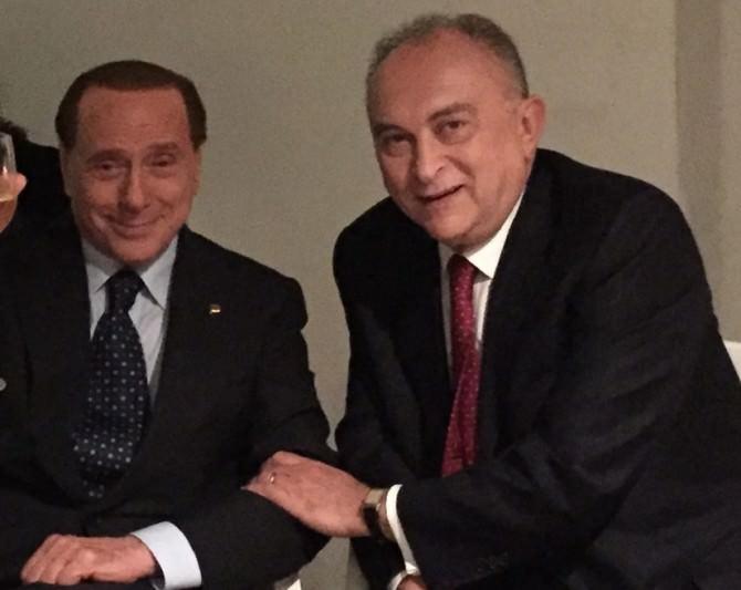 """Effetto Berlusconi, D'Alì: """"Seguendolo cambieremo le cose"""""""
