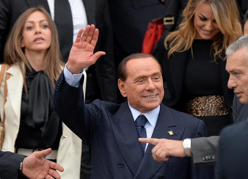 Palermo: 150 imprenditori stasera a cena con Berlusconi, raccolti 75 mila euro