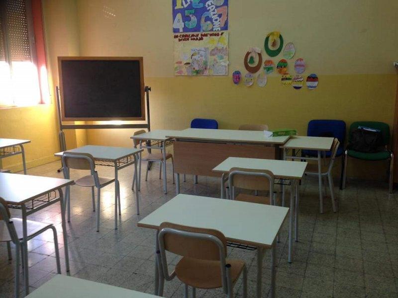 Lampedusa, restaurate diverse aule della scuola primaria