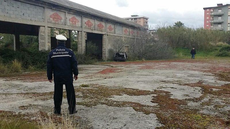 Palermo: sequestrata area con amianto