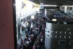 Aeroporto di Catania, dipendente ruba portafoglio con mille euro a passeggero: denunciato