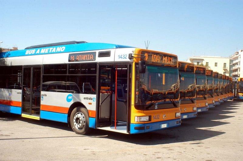Catania, sindacati chiedono l'aria condizionata sugli autobus Amt