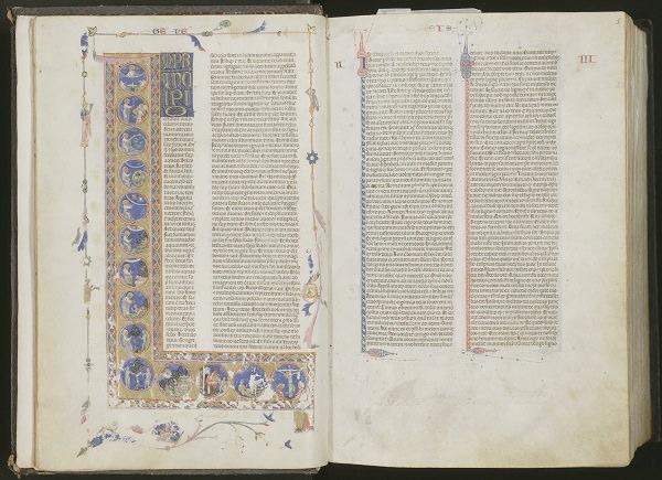 Catania: torna alla luce la preziosa Bibbia del Cavallini. In esposizione per il pubblico