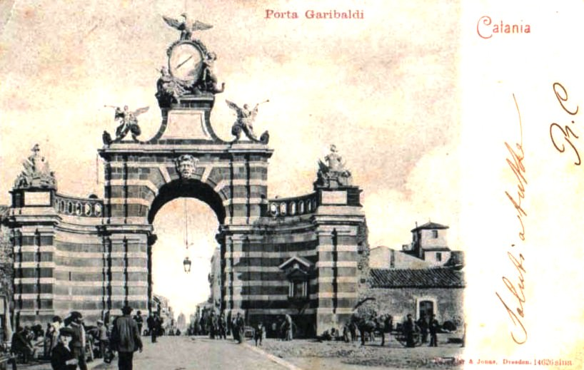 1900: accadde a Catania