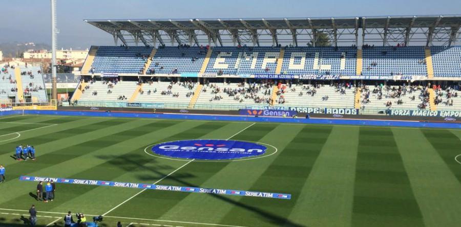 """Palermo, vince la noia. Con l'Empoli è 0-0 al """"Castellani"""""""