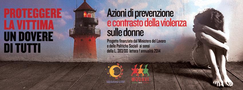 Vittoria, parte oggi il progetto Modavi Onlus nelle scuole contro la violenza di genere