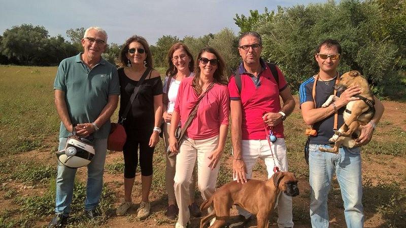 """A Palermo la """"zona sgambatura cani della Favorita"""", 6 mila metri quadri di parco"""