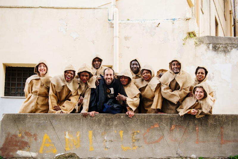 Richiedenti asilo e migranti domani in scena al Teatro Lelio di Palermo