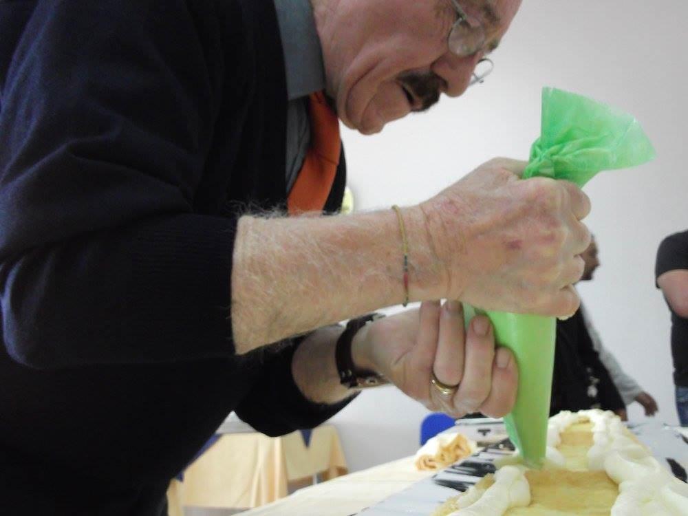 Alla Sagra del Mandorlo in Fiore una torta da Guinness dei primati