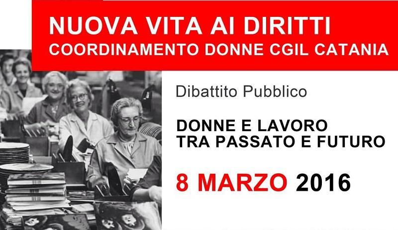 """""""Donne e lavoro, tra passato e futuro"""". A dibattito in occasione dell'8 marzo"""