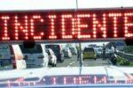 Catania, incidente in Tangenziale: scontro tra due veicoli, traffico in tilt
