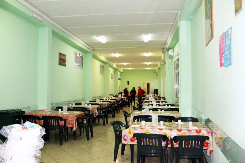 Catania, mensa dell'Help Center aperta a Pasqua e Pasquetta