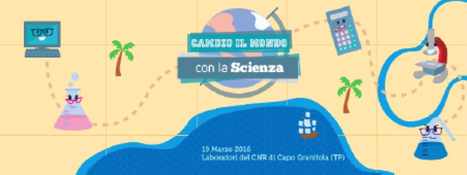 """A Campobello di Mazara il 18 e il 19 """"Festa della scienza e dell'innovazione"""""""
