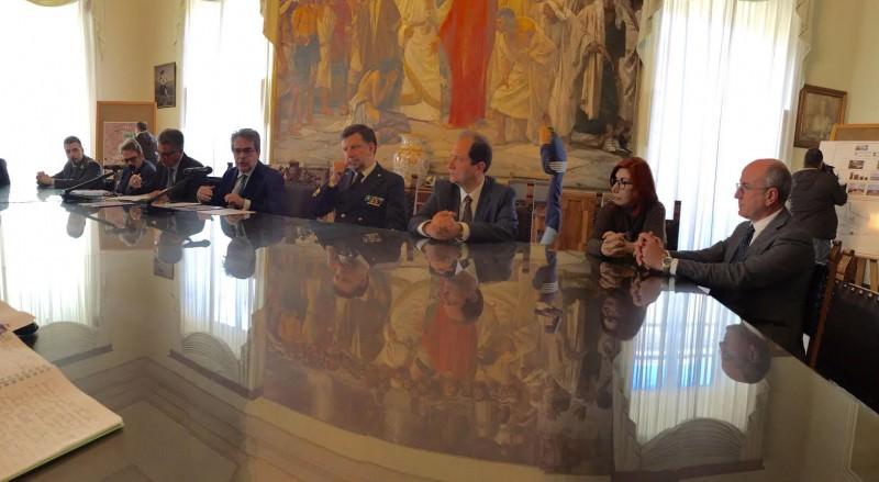 """Firmato il protocollo d'intesa per aprire il porto. Bianco: """"Catania riabbraccia il mare"""""""