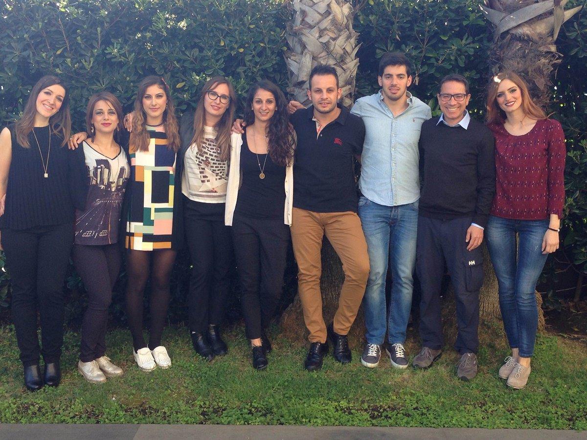 Otto studenti siciliani della BeAcademy rappresenteranno l'Italia a Francoforte