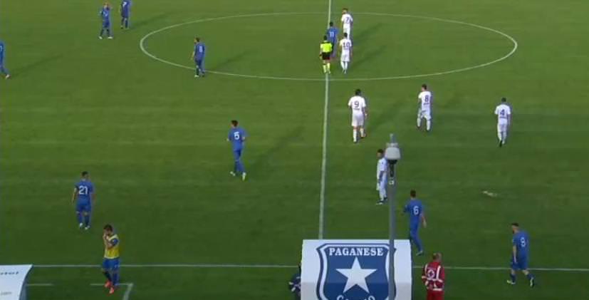 Catania, 0-0 amaro a Pagani. La salvezza si complica