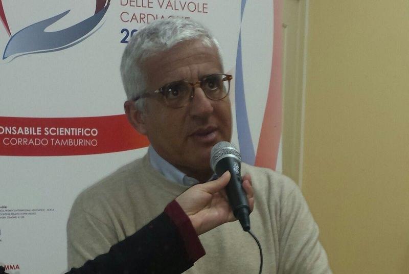 """Positivi al Policlinico di Catania, il Prof. Tamburino rassicura: """"Tutto sotto controllo, noi regolarmente operativi"""""""