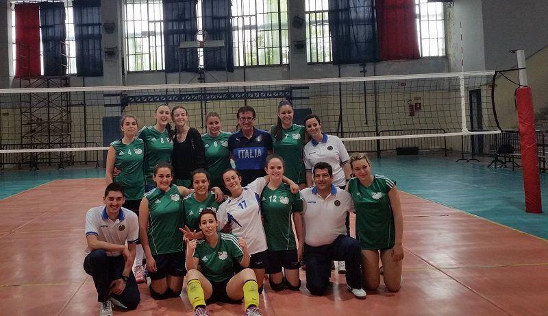 """Vaccarini """"doppio"""" campione provinciale nella pallavolo dei Campionati Studenteschi"""