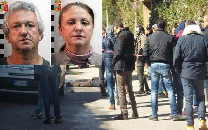 Svolta nel duplice omicidio di Villagrazia. Il DNA incastra l'assassino