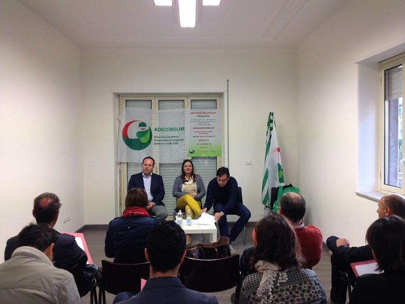 Adiconsum Catania affronta sovraindebitamento, fenomeno in crescita