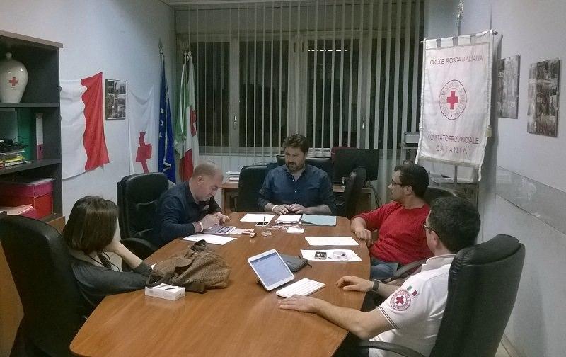 Catania, Croce Rossa: Stefano Principato confermato presidente