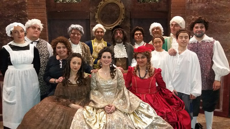 """""""L'avaro"""" di Molière al Don Bosco di Catania"""