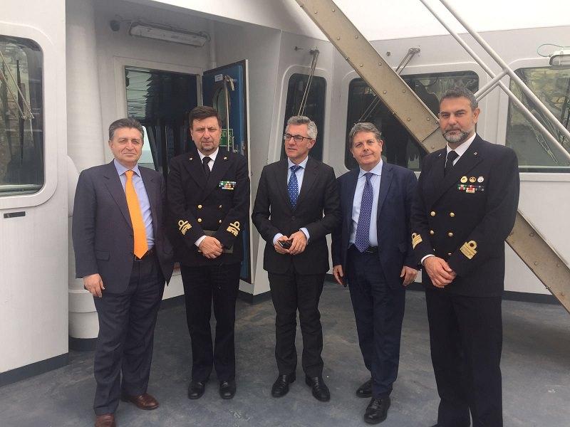 Intesa per la sanità fra Arnas Garibaldi e Guardia Costiera di Catania