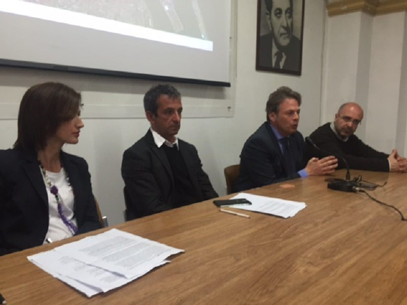 Presentato il piano di riqualificazione del centro storico di Catania
